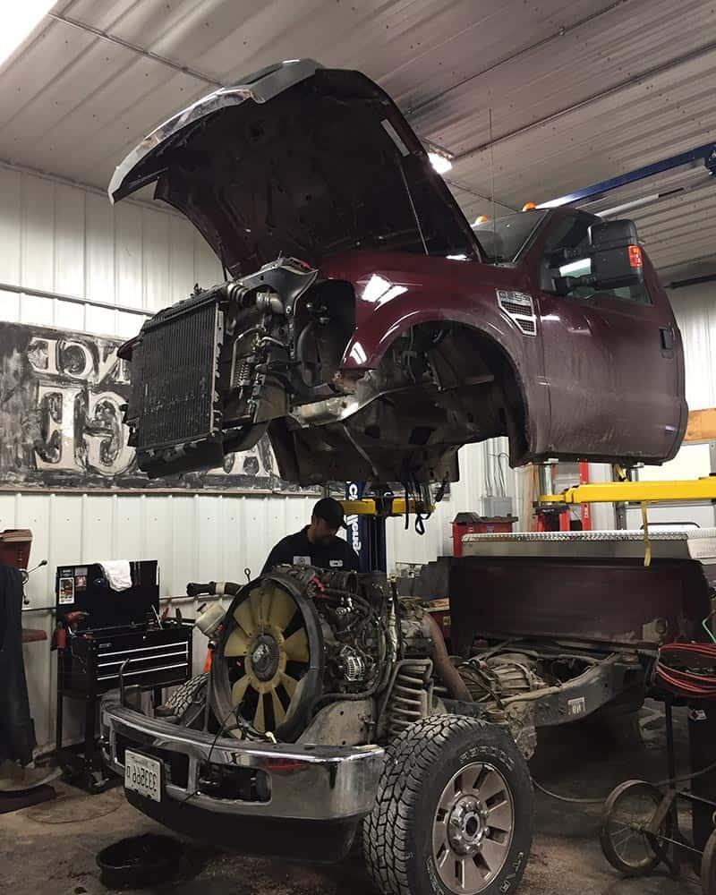 Hancock Repair