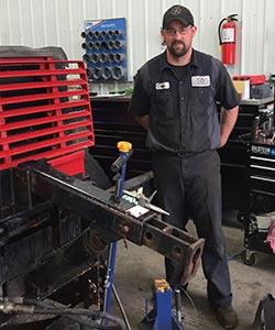Ryan Anderson - Auto Service Technician at Hancock Repair