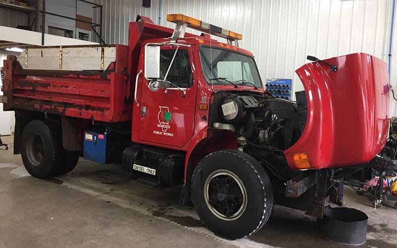 truck repair - quad cities